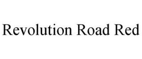 REVOLUTION ROAD RED