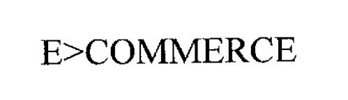 E>COMMERCE