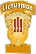 LITHUANIAN 999 STUMBRAS 1906