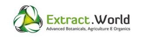 EXTRACT.WORLD ADVANCED BOTANICALS, AGRICULTURE & ORGANICS