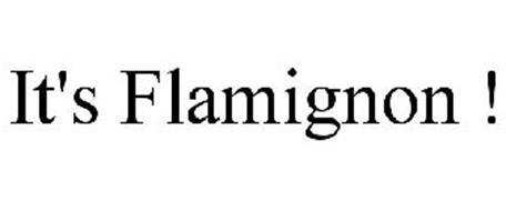 IT'S FLAMIGNON !
