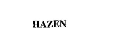 HAZEN