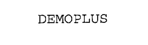 DEMOPLUS
