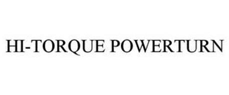 HI-TORQUE POWERTURN