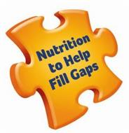 NUTRITION TO HELP FILL GAPS