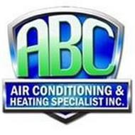 ABC AIR CONDITIONING & HEATING SPECIALIST INC.