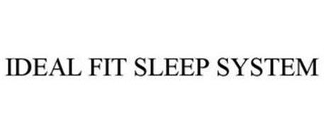 IDEAL FIT SLEEP SYSTEM