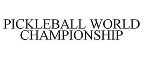 PICKLEBALL WORLD CHAMPIONSHIP