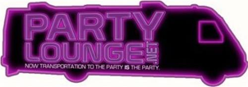 PARTY LOUNGE.NET NOW TRANSPORTATION TO THE PARTY IS THE PARTY.
