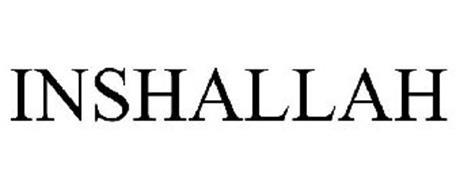 INSHALLAH Trademark of ABDULLAH, LAWRENCE, MR Serial