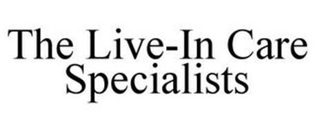 THE LIVE-IN CARE SPECIALISTS