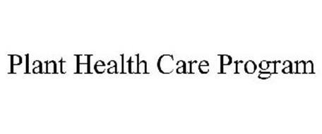 PLANT HEALTH CARE PROGRAMS