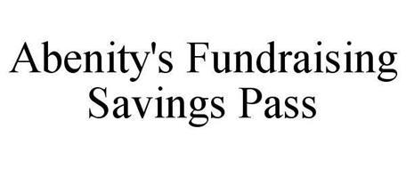 ABENITY'S FUNDRAISING SAVINGS PASS
