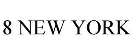 8 NEW YORK