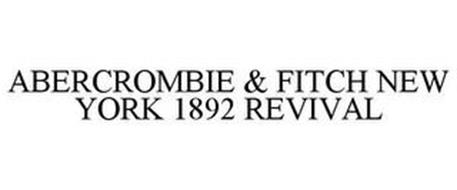 ABERCROMBIE & FITCH NEW YORK 1892 REVIVAL