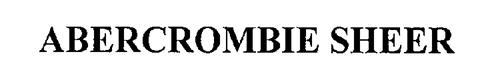 ABERCROMBIE SHEER