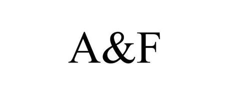 A Amp F Trademark Of Abercrombie Amp Fitch Trading Co Serial