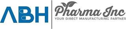 ABH PHARMA INC YOUR DIRECT MANUFACTURING PARTNER