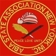 ABIA STATE ASSOCIATION NEW YORK INC. PEACE LOVE UNITY
