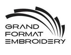 GRAND FORMAT EMBROIDERY