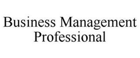 BUSINESS MANAGEMENT PROFESSIONAL