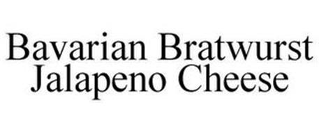 BAVARIAN BRATWURST JALAPENO CHEESE