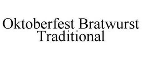 OKTOBERFEST BRATWURST TRADITIONAL