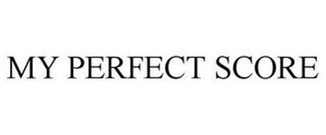 MY PERFECT SCORE