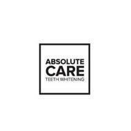 ABSOLUTE CARE TEETH WHITENING