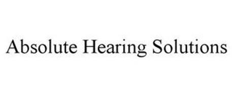 ABSOLUTE HEARING SOLUTIONS