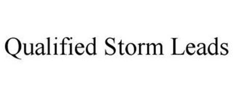 QUALIFIED STORM LEADS