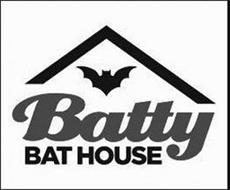 BATTY BAT HOUSE