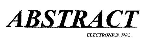 ABSTRACT ELECTRONICS, INC.
