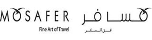 MOSAFER FINE ART OF TRAVEL