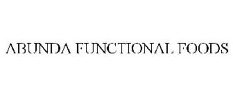 ABUNDA FUNCTIONAL FOODS