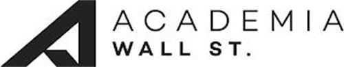A ACADEMIA WALL ST.
