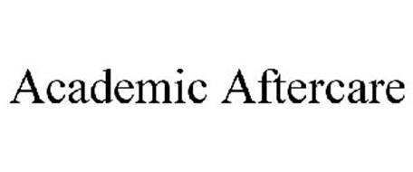 ACADEMIC AFTERCARE