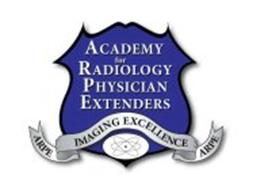 ACADEMY FOR RADIOLOGY PHYSICIAN EXTENDERS ARPE IMAGING EXCELLENCE ARPE