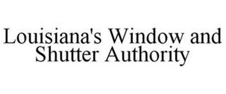 LOUISIANA'S WINDOW AND SHUTTER AUTHORITY