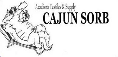 ACADIANA TEXTILES & SUPPLY CAJUN SORB