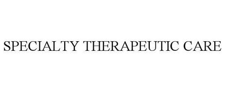 SPECIALTY THERAPEUTIC CARE