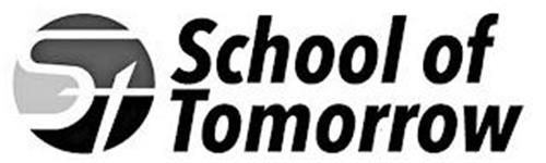 S SCHOOL OF TOMORROW