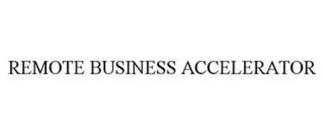 REMOTE BUSINESS ACCELERATOR