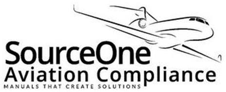 SOURCEONE AVIATION COMPLIANCE MANUALS THAT CREATE SOLUTIONS