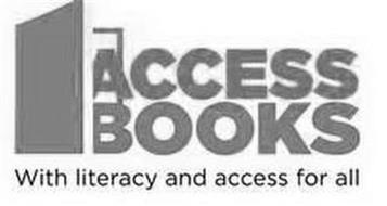 ACCESS BOOKS WITH LITERACY AND ACCESS FOR ALL