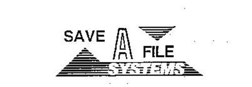 SAVE-A-FILE SYSTEMS