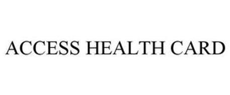 ACCESS HEALTH CARD