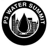 P3 WATER SUMMIT