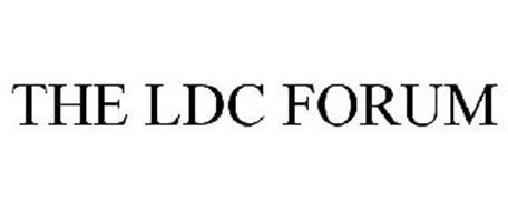 THE LDC FORUM