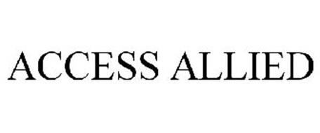 ACCESS ALLIED